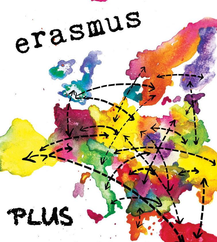 Αποτέλεσμα εικόνας για Erasmus +